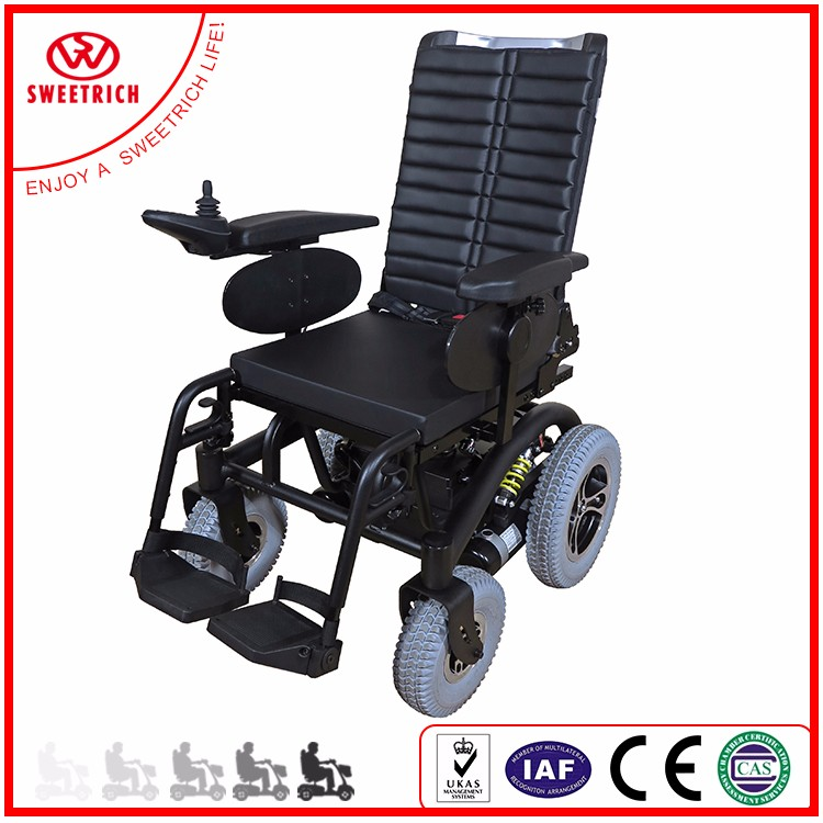 ECO Friendly High Quality Electric Wheelchair For Handicapped