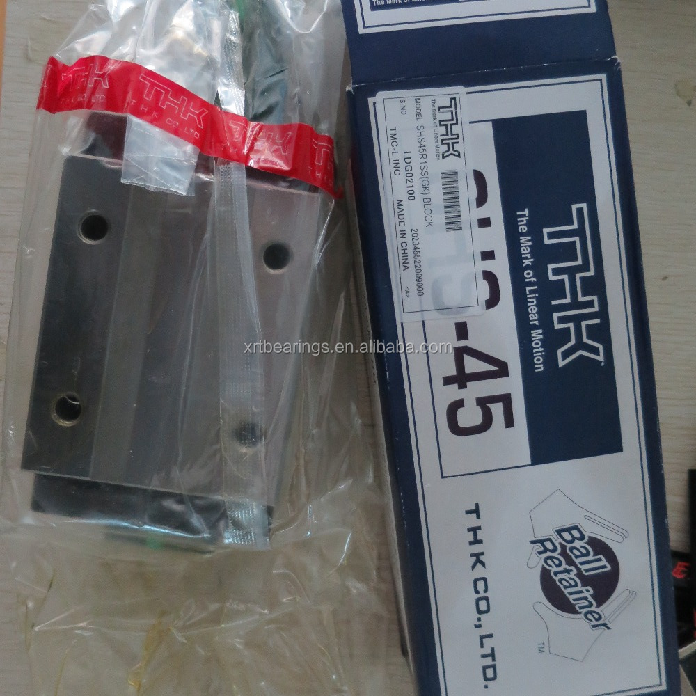China linear guides HGR, HSR, TKD Linear guide rail linear bearing