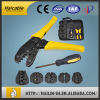 LXK-30 Reliable Quality Multi-purpose Network Crimping Pliers,Electric Crimping Toolelectric hand tool setCrimping Tool set