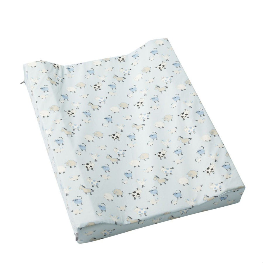 """Summer Infant Contoured Secure Baby Diaper Changing Table Pad w//Anchor 16/""""x32/"""""""