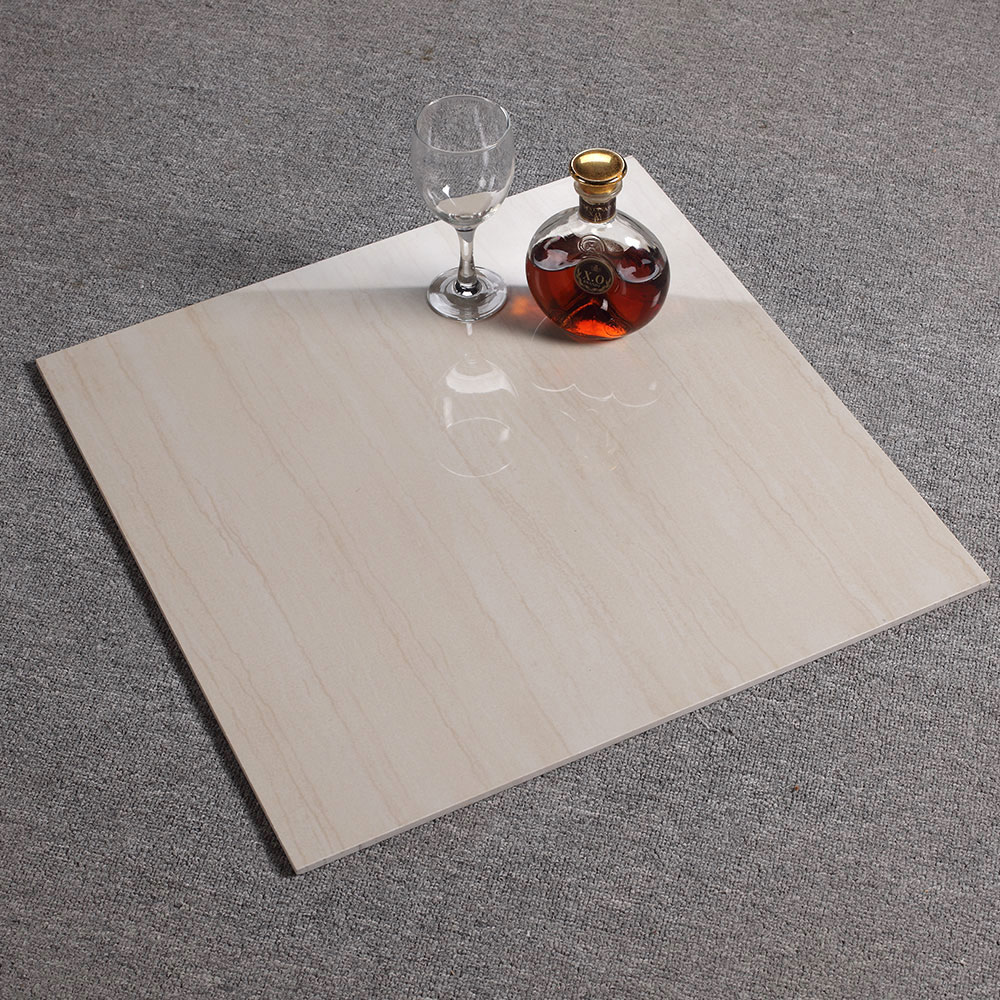Soluble Salt Serie, Easy Clean Square Meters Polished Porcelain Floor Tile Of GuangZhou