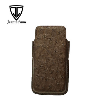 OEM/ODM Sleeve pouch for smart phones,python leather cell phone pouch