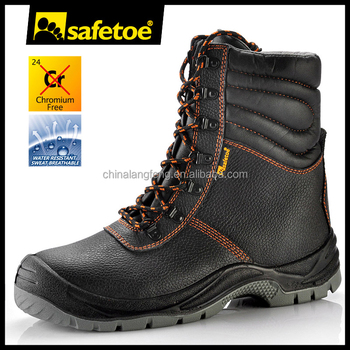 19783d3046e6 Ce Approved S3 11 Inch High Cut Industrial Safety Boots - Buy Industrial  Safety Boots,Industrial Boots,High Cut Safety Boots Product on Alibaba.com