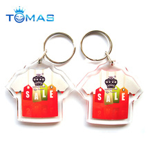 Acrylic promtional keychain advertising gift