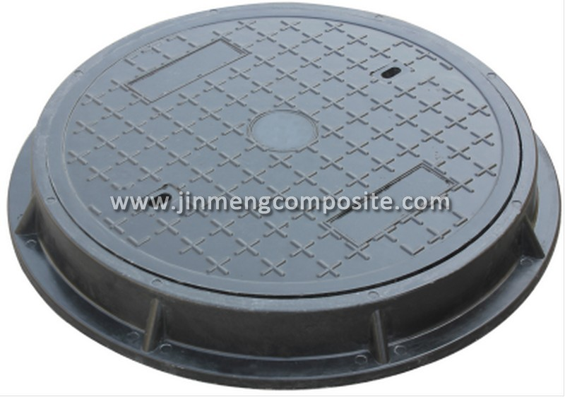 Round abs composite plastic manhole cover buy