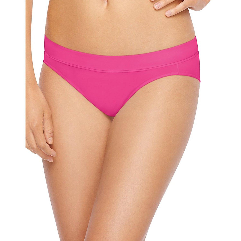 47fc21223054 Get Quotations · Hanes X-Temp Women's Microfiber Bikini Panties 4-Pack