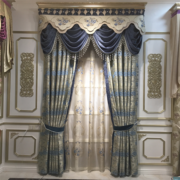 Aristocratic Royal High End Design Curtains Buy Royal