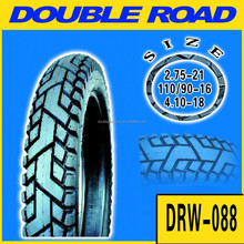Best selling made in China motorcycle tire 110/90-16 scooter tire