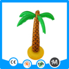 Decorative palm tree inflatable floating drink rafts palm tree
