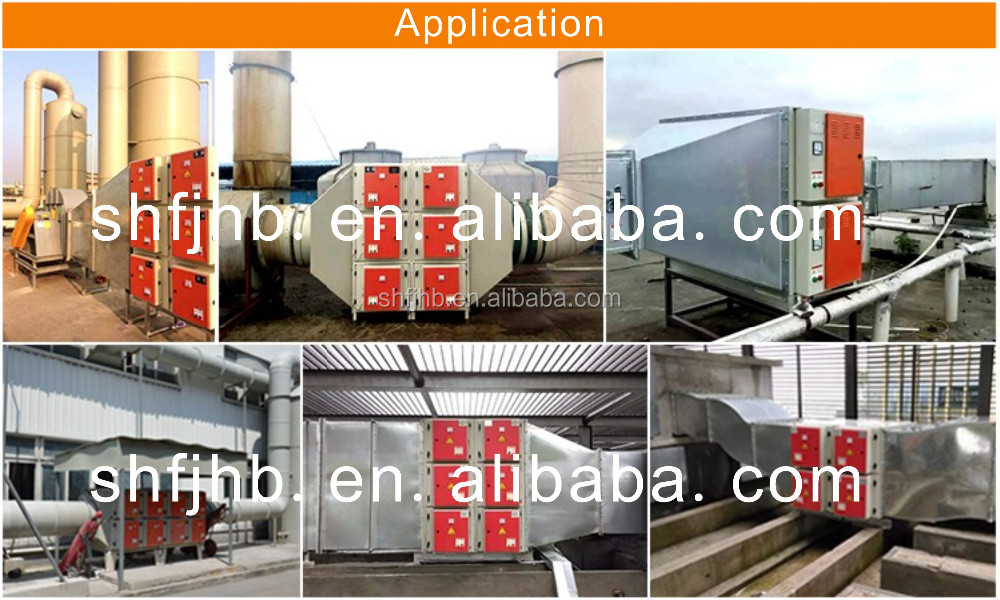 Industrial Smoke Emisssion Purification esp manufacturer