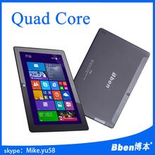 In Stock Original Bben  10″ 10.1Inch IPS Screen windows 8.0  Quad Core 32GB Tablet PC USB3.0 Miracast Free Shipping
