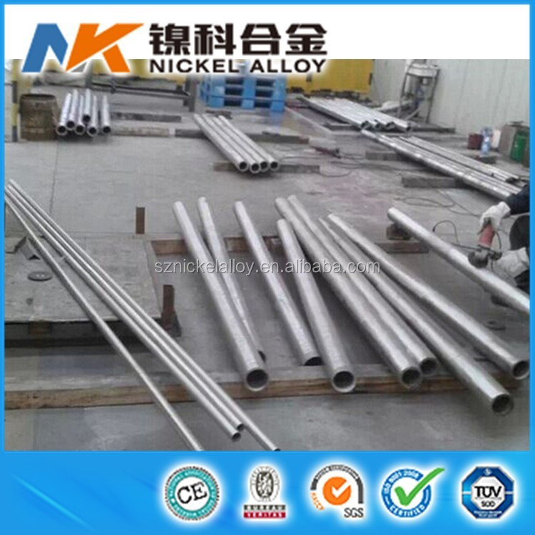Super nickel alloy 825 800 800h / ht incoloy alloy pipe