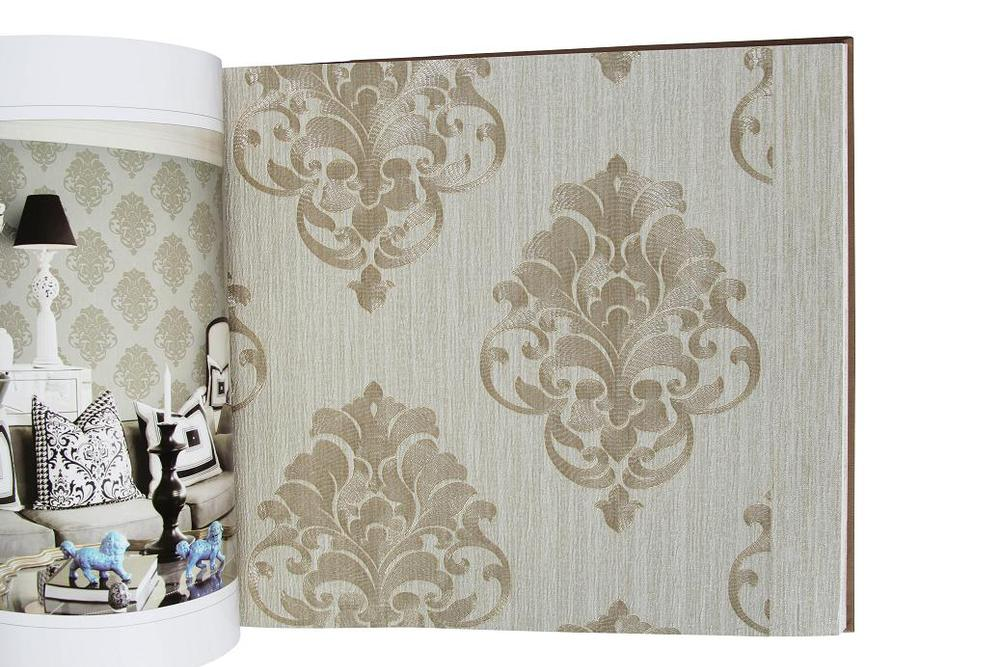 Cloth Wallpaper Interior Catalogue Felt Anis Modern 3d Design