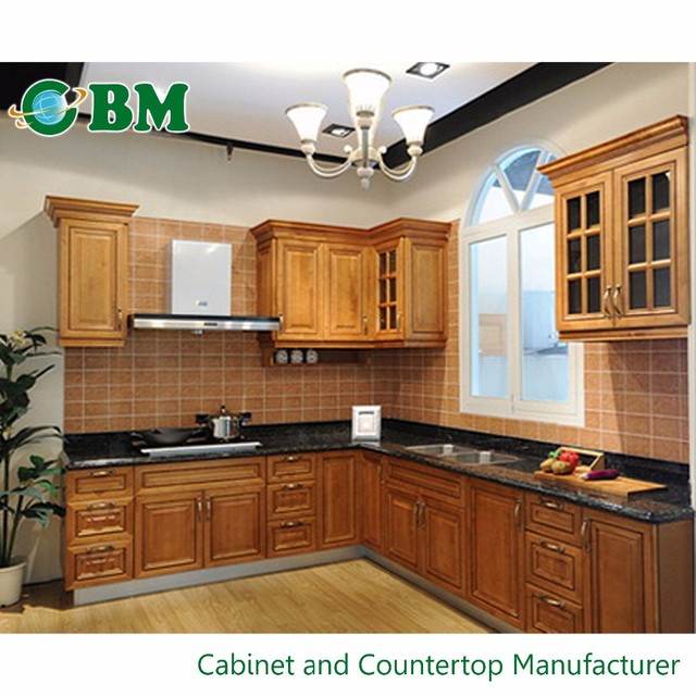 China Supplier One Piece Kitchen Units For Sale