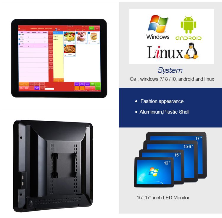 capacitive touch lcd monitor Quotes