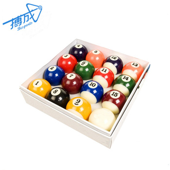 High Quality American pool ball / billiard ball/snooker ball set