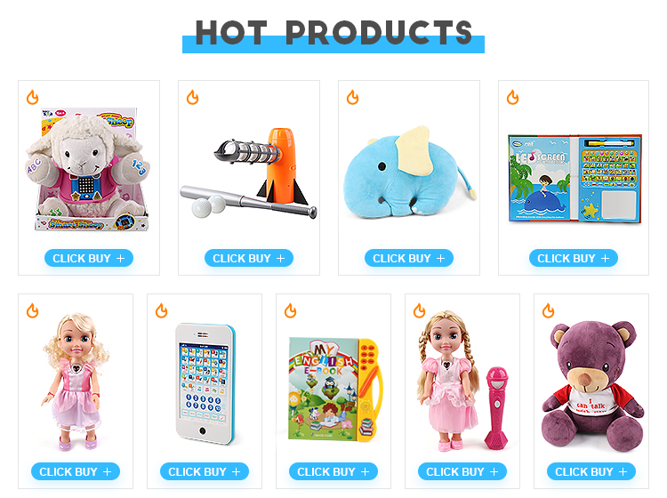 Hot selling on amazon English Learning Phone Learning Pad