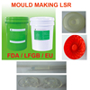 FDA Food Grade Silicon Sealant EU Silikon Rubber to Make Mould