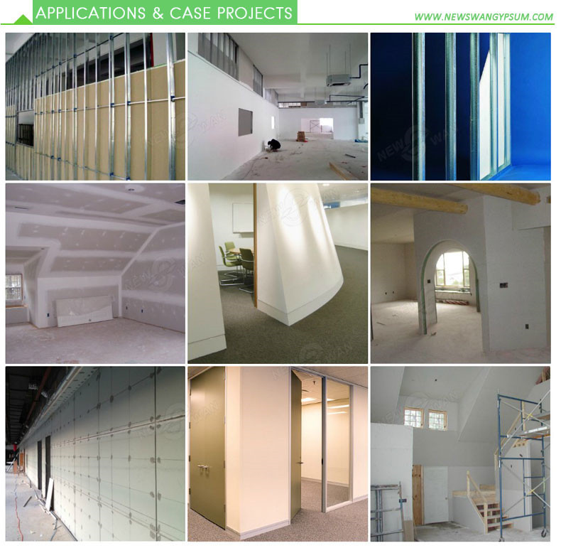 Fire Resistant Gypsum Board : Fire rated resistant gypsum board buy