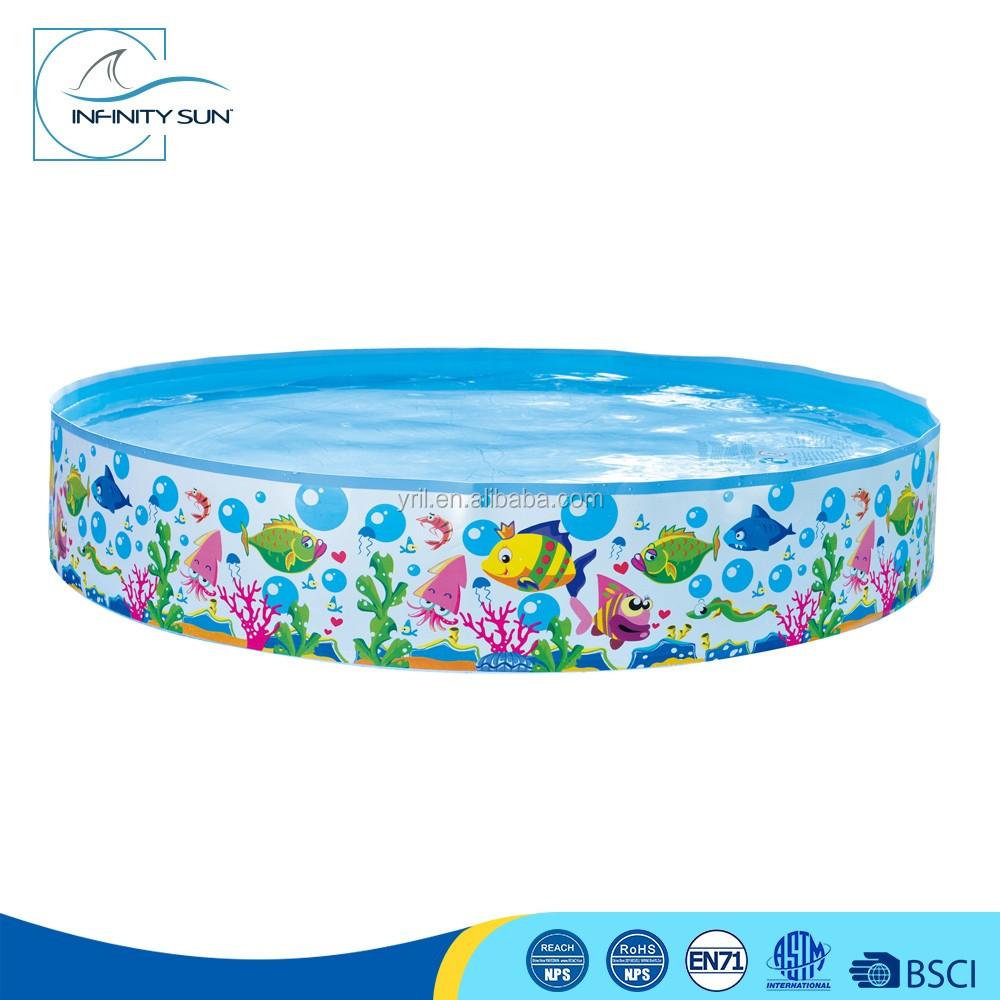 Sea World Rigid Pool/color Pool /sea Pool - Buy Swimming Pool,Inflatable  Spa Pool,Large Inflatable Swimming Pool Product on Alibaba.com