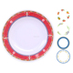 Melamine Sectional Dinner Plates
