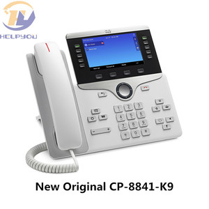 Original Cisco IP Phone 8841 High-quality Voice Communication CP-8841-K9
