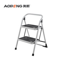 Good price for 2 step metal household steel ladders AP-1102