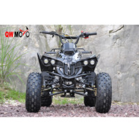 QWMOTO adults racing atv cheap quad bike automatic 125cc atv quad bike for sale
