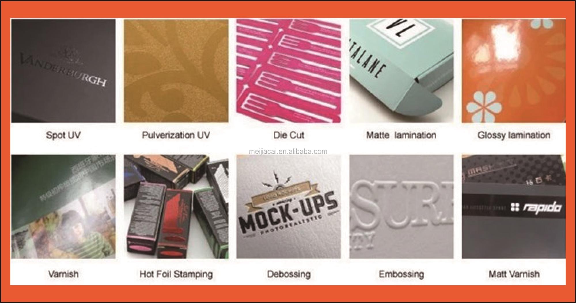 Stampa personalizzata Ondulato di Abbonamento Scatola Colourful Mailing scatole di Cartone