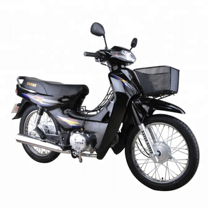 Chinese Cub Motorbike 50cc 70cc 90cc 110cc 125cc 150cc Motorcycle With Pedal