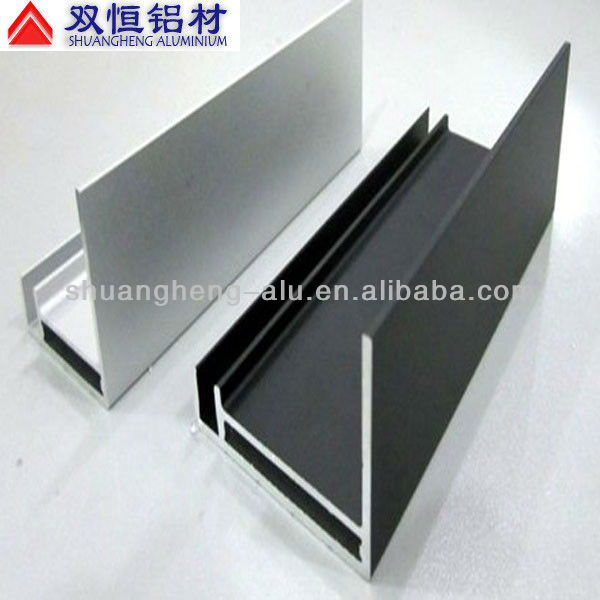 Aluminium Channel Profile For Solar Panel Frame - Buy Led Aluminium Channel  Angles,Aluminium Channel Led,Aluminum L Channel Led Product on Alibaba com