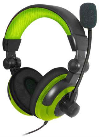2014 new product Hot selling wired folding headset for PS3/computer