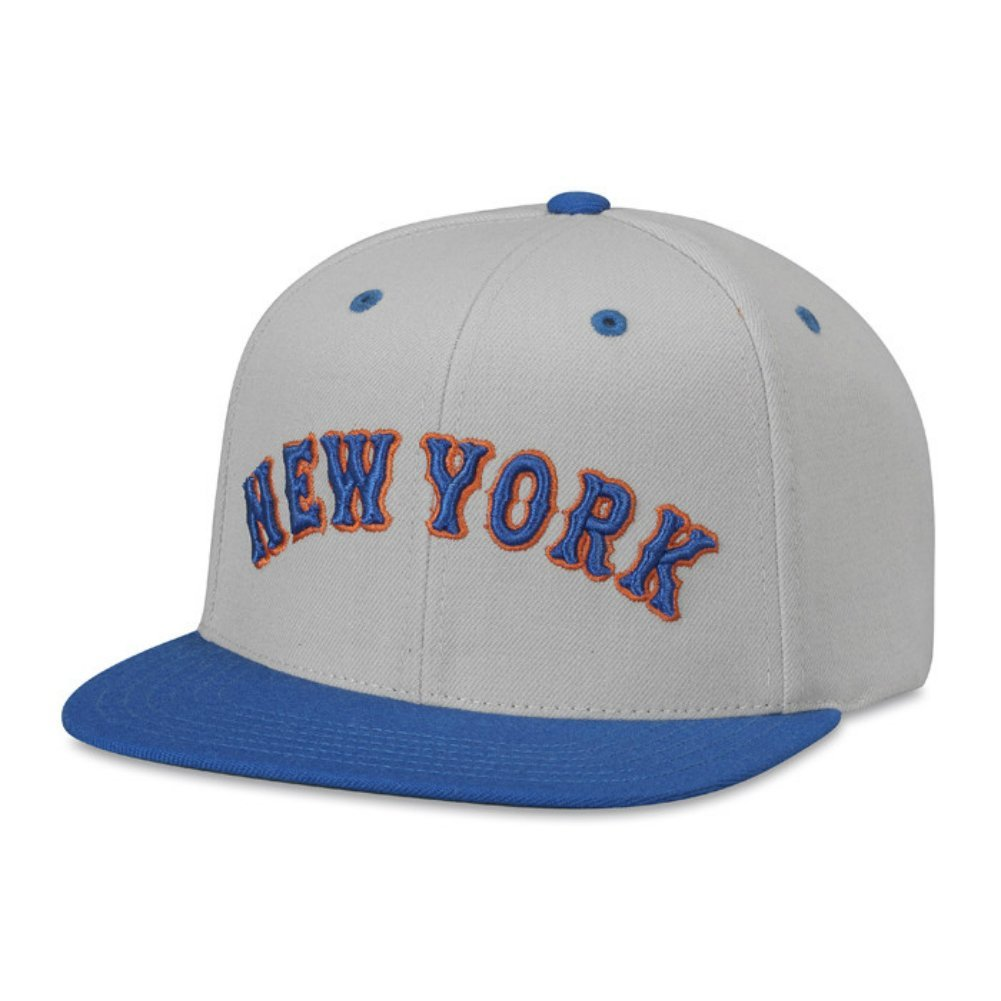 18921766000e44 Get Quotations · MLB American Needle Scripteez Cooperstown Wool Adjustable Snapback  Hat