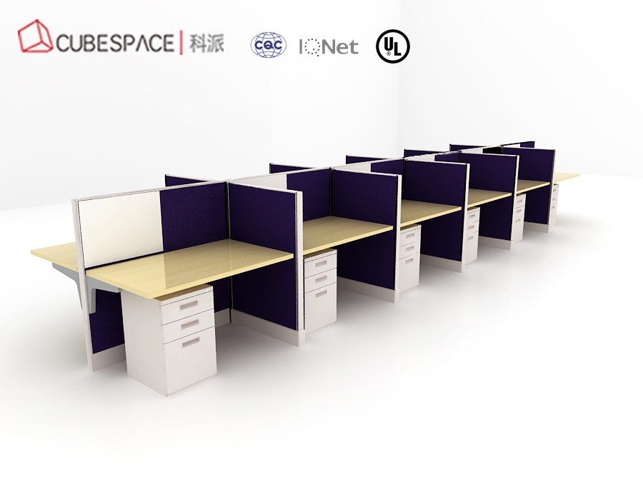 Modern call center workstation simple office table design for Center table design for office
