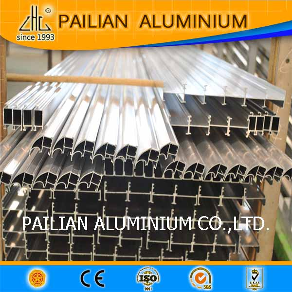 Hot!!OEM 6063 T5 different type of anodized aluminum profile manufacture by chinese best billets