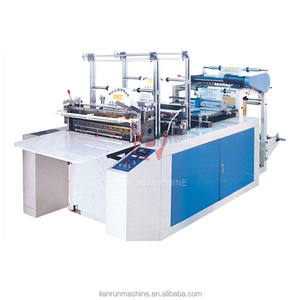 GFQ-600 High efficiency automatic cloth shopping poly mailer bag making machine