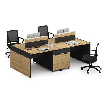 Office 4,6,8 Person Workstation Standard Sizes Studio Computer Desk  Workstation Furniture   Buy 4 Person 6 Person 8 Person Workstation,Standard  Size ...