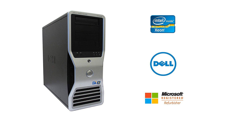 Buy Dell Precision T7400 Intel Xeon 8 Core 3GHz 64GB RAM 4TB