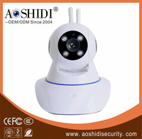 Wifi 3G Web Camera 720P Wireless Video IP Camera for Home Security