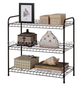2016 Home Organization 3 Tiers Metal Shoe Rack
