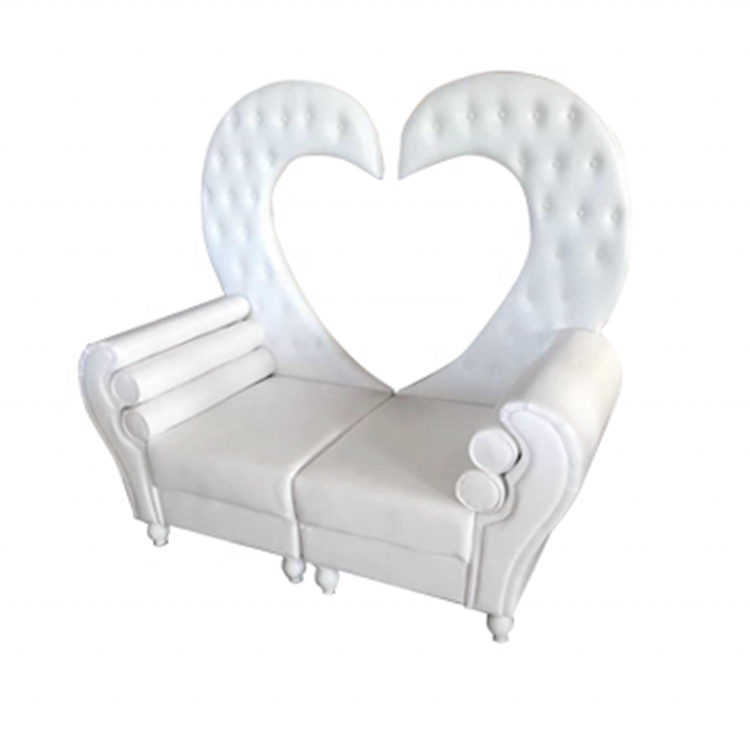 Prime Royal White Leather Heart Shape King And Queen Wedding Loveseat Throne Chair Buy Wedding Loveseat Loveseat Throne Chair King And Queen Chair Product Gamerscity Chair Design For Home Gamerscityorg