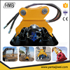 hydraulic vibrating soil compactor for excavator