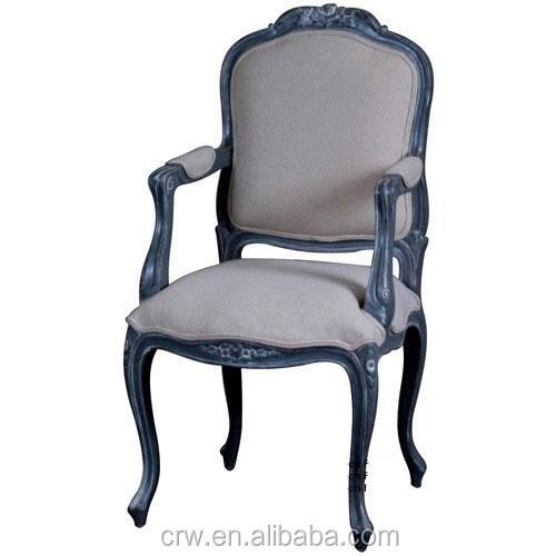 Rch 4012 victoriana modernos tapizados sillas de comedor tallador ...