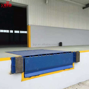 Hydraulic dock leveler loading dock leveller for container