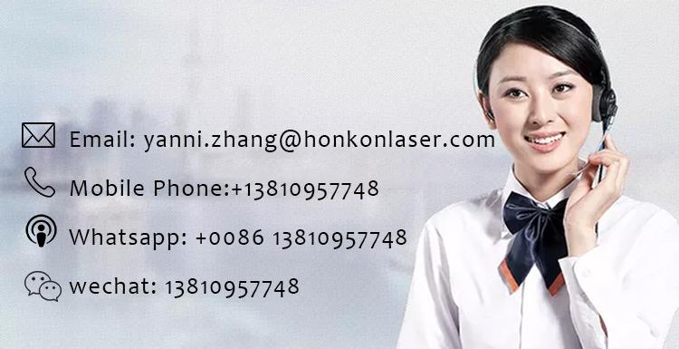 2019 HONKON 新スタイル永久 808nm ダイオードレーザー脱毛機