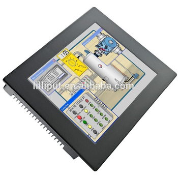 "12"" Industrial touch Panel Computer/All-in-one PC with OS Windows XP/7/8/10, Linux"