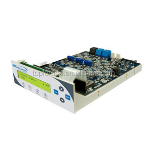 1to9 SATA BD/DVD/CD Duplicator Controller Card (Advanced)
