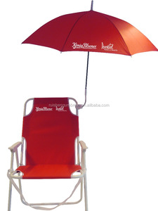 Double fold beach camping chair with umbrella,folding double seat umbrella