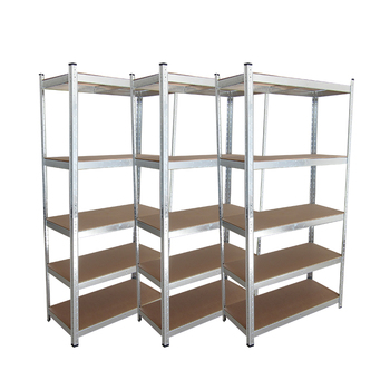 Heavy duty light duty rack metal warehouse shelf rack supports system
