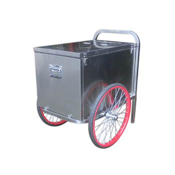 Hot Sale New Market ice cooler cart, ice cream push carts, to sell ice cream cart